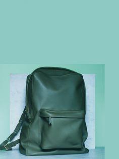 Le sac à dos vert de Grande Armée