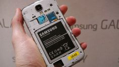 Samsung Galaxy S5 battery to feature rapid charge technology