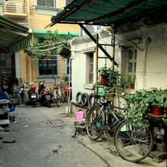 Shanghai, China-French Concession