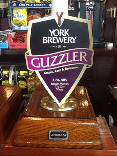 York Brewery | Guzzler