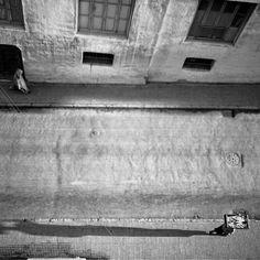 Robert Rauschenberg. Tangier Street, 1952