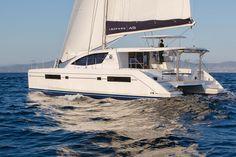 Leopard 48 Catamaran