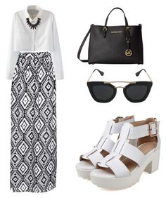 """Aztec day"" by tania-alves ❤ liked on Polyvore"