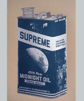Midnight Oil by HUMAN SHAPED ROBOT - $15