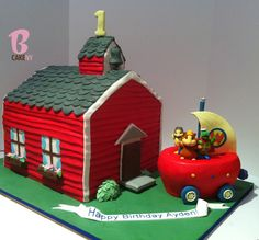 wonder pets Kid Cakes, Cakes For Boys, Birthday Ideas, Birthday Parties, Wonder Pets, Character Cakes, Heart For Kids, Cake Ideas, Kid Stuff