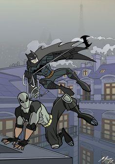 Batman & Nightrunner