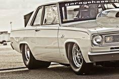 Plymouth Valiant by Blackjake Bulldographies, via 500px