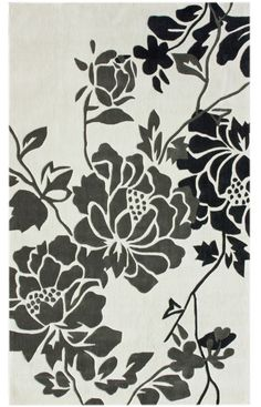 Rugs USA Keno Collection Bliss Black Rug $227 <3 more colors too