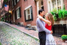 Boston engagement session Boston Public Garden Beacon Hill Esplanade Boston Wedding Photographer (26)