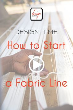 This week on Design Time, Kelli Ellis and Lori Dennis continue their conversation at the West Elm store in Los Angeles and talk product development and provide tips on how to successfully start a fabric and furniture line.