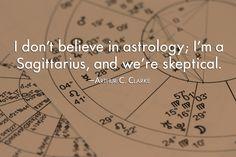 'I don't believe in astrology...' —Arthur C. Clarke [5184x3456] [OC]