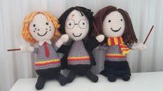 Harry Potter crochet