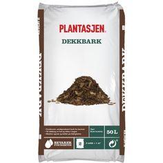 Plantasjen Dekkbark 50 l
