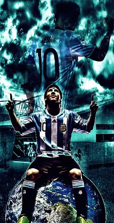 The king of Argentina Messi Vs Ronaldo, Messi 10, Best Football Players, Football Memes, Antonella Roccuzzo, Messi Argentina, Argentina National Team, Leonel Messi, Messi Soccer