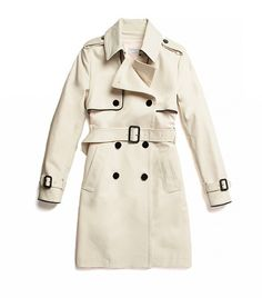 Cupcakes and cashmere and club Monaco trench! Need.