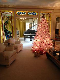 Graceland at Christmas