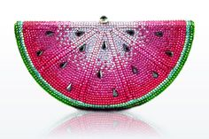 ShopStyle is where fashion happens. Find the latest couture and fashion designers while shopping for clothes, shoes, jewelry, wedding dresses and more! Watermelon Slices, Judith Leiber, Weird Fashion, Beaded Purses, Vintage Purses, Mom Style, Evening Bags, Fashion Accessories, Coin Purse