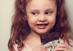 Effects of Chocolates on the Dental Health of Children | Kyor Blog