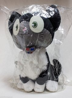 "Ao no Blue Exorcist KURO Big Size 16"" Plush Doll Figure JAPAN ANIME MANGA DOG"