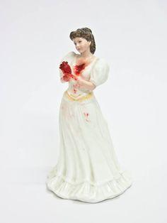 Cultura Inquieta - Las sangrantes muñecas de porcelana de Jessica Harrison