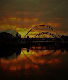 Newcastle upon Tyne | VIews | North East | Newcastle | Newcastle Quayside | North East shots