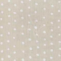 Pocho wata double gauze - light beige grey 2013 nani iro collection by Naomi Ito for Kokka Dressmaking Fabric, Fabric Labels, Craft Day, How To Make Clothes, Double Gauze Fabric, Japanese Fabric, Textile Artists, Light Beige, Pattern Fashion