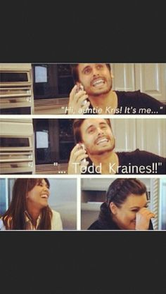 TODD KRAINES OMG THIS EPISODE WAA SO HILARIOUS