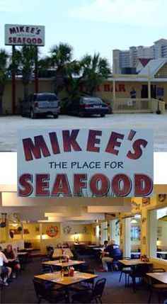 I like...love Mikee's in Gulf Shores, AL