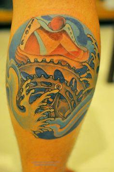 140.6 tattoo!