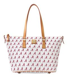 Shop for Dooney & Bourke University of Alabama Zip Top Shopper Tote at Dillards.com. Visit Dillards.com to find clothing, accessories, shoes, cosmetics & more. The Style of Your Life.