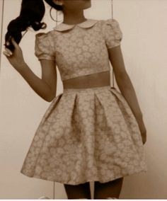 Ariana grande skirt and crop top love it