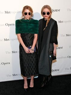 90 Reasons to Celebrate Mary-Kate and Ashley's Style: We spent our childhoods doing our best to channel Mary-Kate and Ashley Olsen's colorful onscreen style, and the duo has come a long way since they were Winning London and Switching Goals.