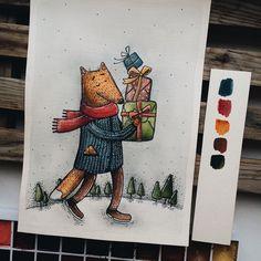 1,206 отметок «Нравится», 12 комментариев — ✏️Tania Samoshkina✏️ (@tania_samoshkina_art) в Instagram: «Coming soon #samoshkina_art #illustration #illustrations #dailyart #art #artist #art_we_inspire…»