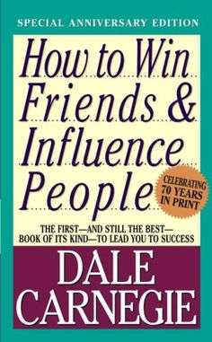 Win Friends Influence People. Regardless of your business this is sure to help in your business thinking and decision making.