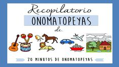 Sonidos de onomatopeyas para niños - Ejercicios discriminación auditiva Music Therapy, Speech Therapy, Music For Kids, Music Education, Activities For Kids, Homeschool, Teaching, How To Plan, Words