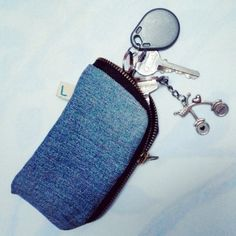 Small Keys Pouch 小鎖匙包