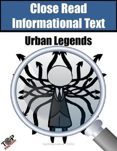 An understanding of urban legends