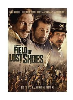 Field of Lost Shoes (DVD, 2014)