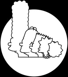 Simpsons Tattoo, Simpsons Art, Futurama, Character Art, Pop Culture, Cool Designs, Anime, Cartoons, Cricut