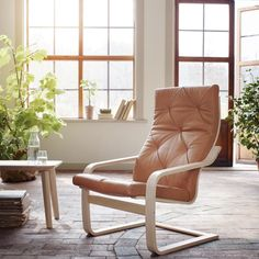 In honor of the Poäng armchair's 40th birthday, IKEA is releasing a limited-edition version of the iconic piece—and we're giving one away for free.