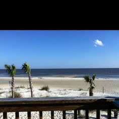 Biloxi Beach!! Taken from Shaggy's.