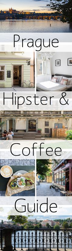 Prague city guide with the best tips – where to eat, where to sleep, where to have a good coffee