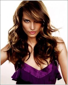 2013 Hair Trends, Hairstyles, and Haircolor Ideas - Due to one of the greatest new hair products to hit the market ( the curling wand ) women can now achieve perfect salon curls right at home. Which is the reason why perfect curly tresses as well as wavy hairstyles are going to be one hot hair trend for 2013.