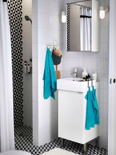 #lavabos pequeños que te enamorarán
