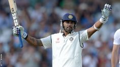 England v India: Murali Vijay century repels hosts in first Test