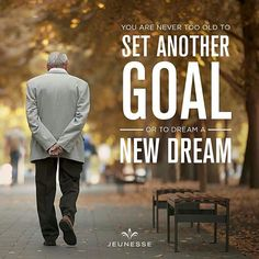 Tentukan Dan raih impianmu Sekarang. Tidak peduli dengan usiamu. Lakukan saja.