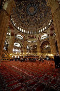 Selimiye Mosque - Selimiye Camii - Edirne   Flickr - Photo Sharing!