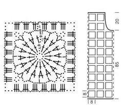 crochelinhasagulhas: Vestido preto de crochê