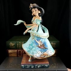 jim shore disney | 4026080 Jim Shore Disney Princess Jasmine | eBay