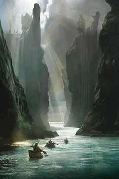 So maybe this is a little unrealistic seeing that this is from lord of the rings: fellowship of the ring but.. ah ya